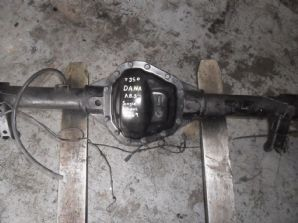 FORD TRANSIT 2.4TDCI REAR AXLE  06 ON MK7 6 SPEED